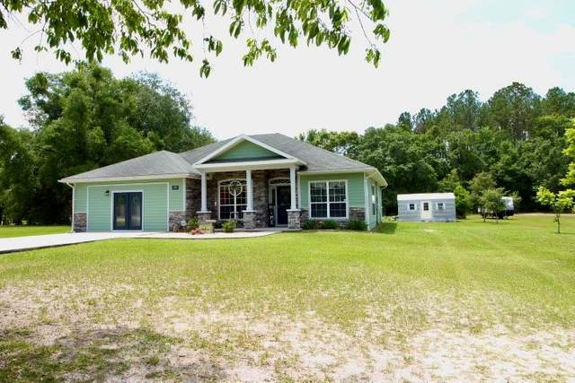 2750 NW 174th St, Trenton, FL 32693 (MLS #782005) :: Compass Realty of North Florida