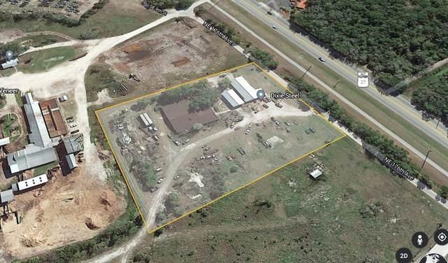 183 NE 176th Ave, Cross City, FL 32628 (MLS #782007) :: Hatcher Realty Services Inc.