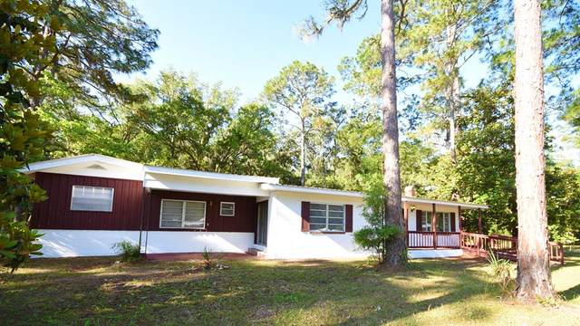104 SE 49th Ave, Cross City, FL 32628 (MLS #782024) :: Hatcher Realty Services Inc.
