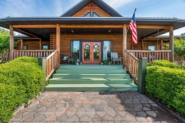 2347 NW 282nd St, Newberry, FL 32669 (MLS #782025) :: Bridge City Real Estate Co.