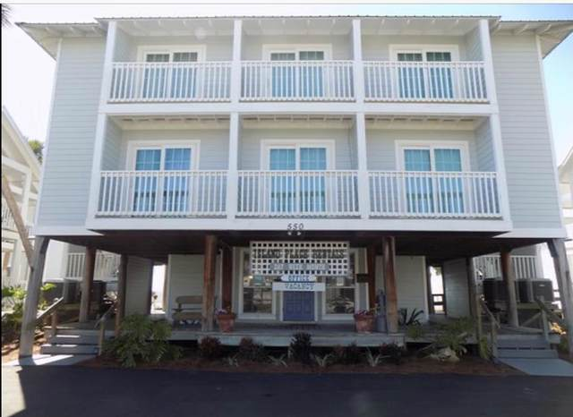 550 1st St #107, Cedar Key, FL 32625 (MLS #782035) :: Better Homes & Gardens Real Estate Thomas Group