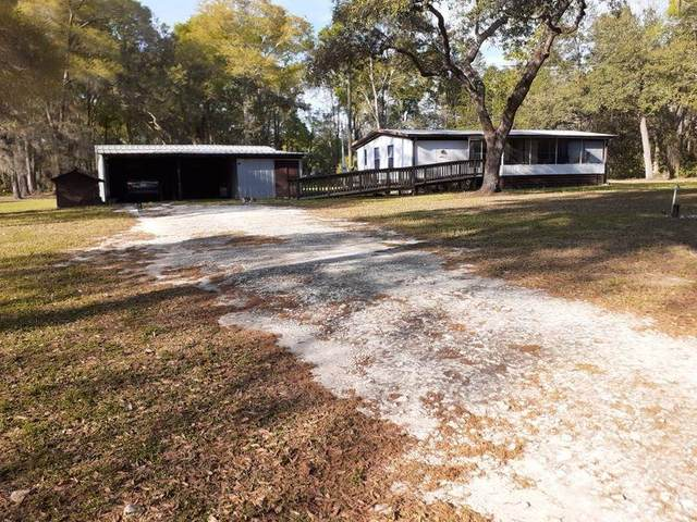 6971 NW 135th Ln, Chiefland, FL 32626 (MLS #782044) :: Hatcher Realty Services Inc.