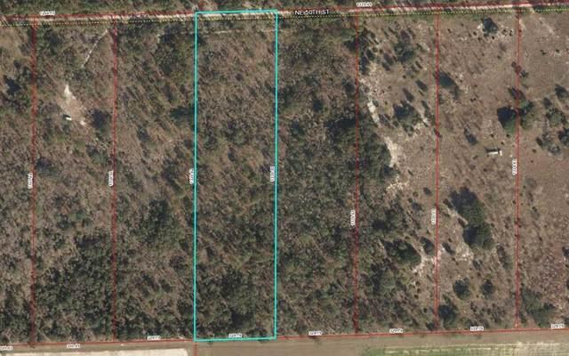 TBD 50th St NE, Bronson, FL 32621 (MLS #782052) :: Bridge City Real Estate Co.