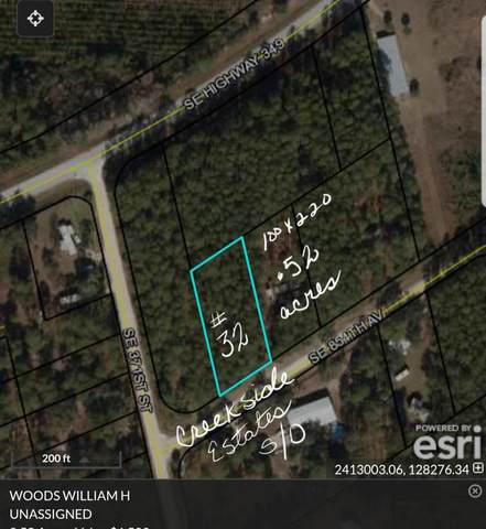 Lot 32 854th Ave SE, Suwannee, FL 32692 (MLS #782117) :: Compass Realty of North Florida