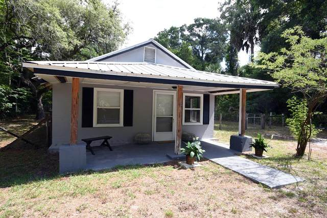 155 NE 227th Ave, Cross City, FL 32628 (MLS #782123) :: Compass Realty of North Florida