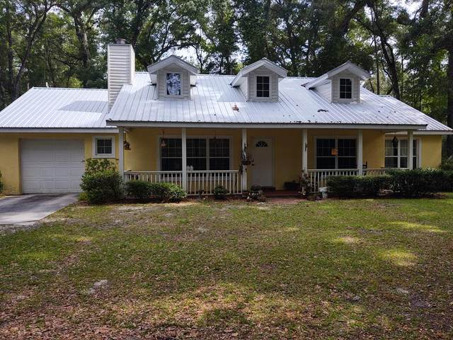 44 NE 58th Ave, Old Town, FL 32680 (MLS #782181) :: Compass Realty of North Florida