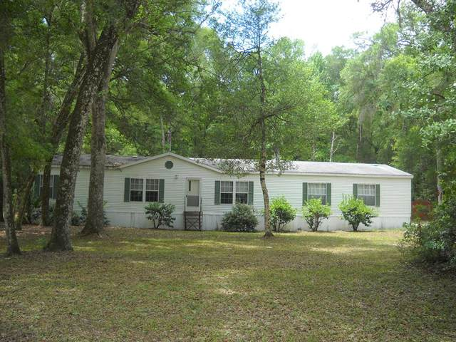 323 NE 368th Ave, Old Town, FL 32680 (MLS #782186) :: Better Homes & Gardens Real Estate Thomas Group