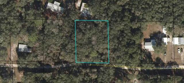 LOT 4 437th Ave NE, Old Town, FL 32680 (MLS #782191) :: Compass Realty of North Florida