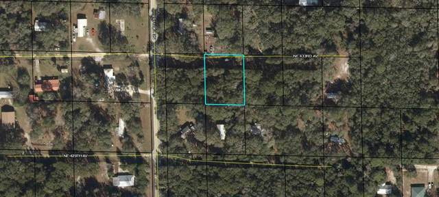 LOT 9 433rd Ave NE, Old Town, FL 32680 (MLS #782193) :: Compass Realty of North Florida