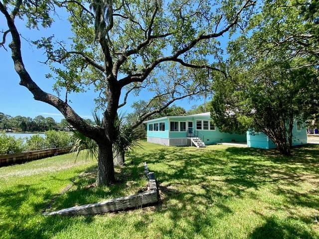 16450 SW 121st St, Cedar Key, FL 32625 (MLS #782219) :: Compass Realty of North Florida