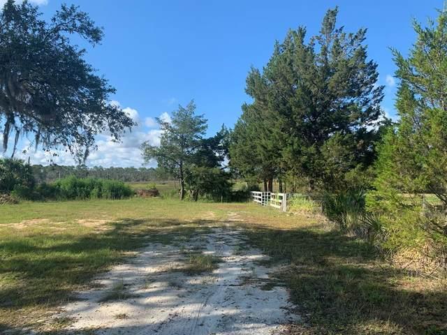 472 911th St SW, Steinhatchee, FL 32359 (MLS #782234) :: Pristine Properties