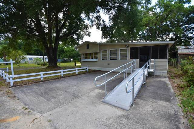 1110 Vaughn Ln, Steinhatchee, FL 32359 (MLS #782240) :: Compass Realty of North Florida