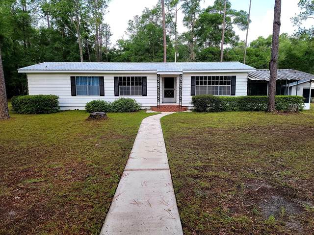 8550 NE 67th Ln, Bronson, FL 32621 (MLS #782249) :: Pristine Properties