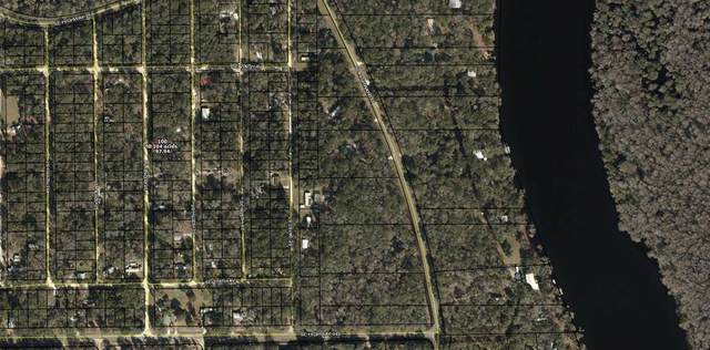 Lot 8 932nd St SE, Old Town, FL 32680 (MLS #782262) :: Compass Realty of North Florida