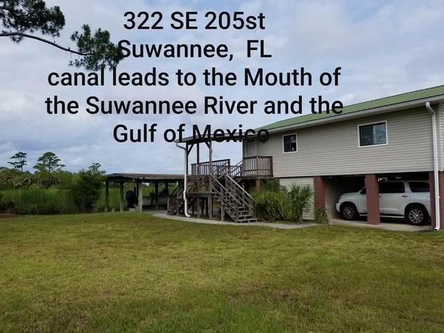 322 SE 205th St, Suwannee, FL 32692 (MLS #782263) :: Compass Realty of North Florida