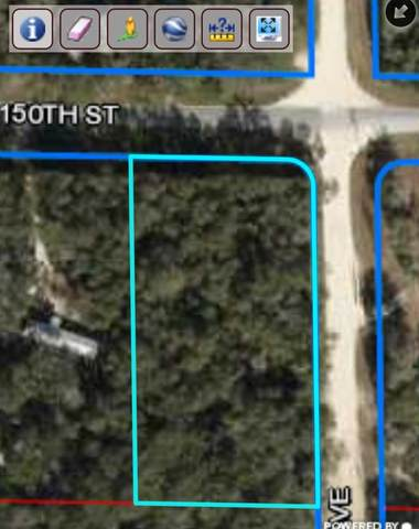 150th St NW, Chiefland, FL 32628 (MLS #782270) :: Compass Realty of North Florida