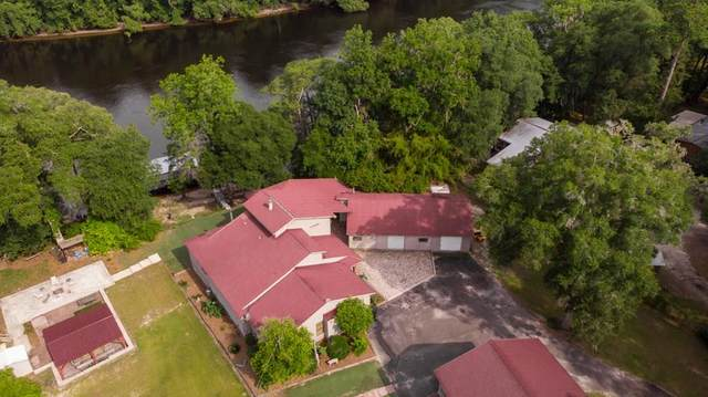 1349 SW 80th Ave, Bell, FL 32619 (MLS #782282) :: Better Homes & Gardens Real Estate Thomas Group
