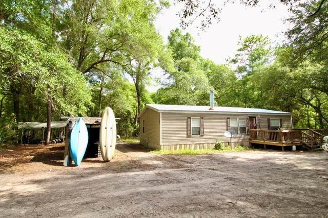 9040 NW 133rd Ln, Chiefland, FL 32626 (MLS #782287) :: Compass Realty of North Florida