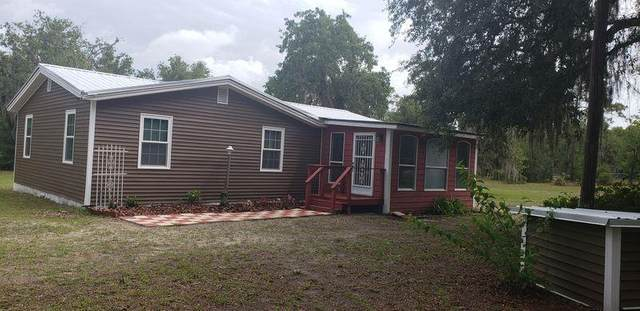 371 SE 190th Ave, Old Town, FL 32680 (MLS #782292) :: Compass Realty of North Florida