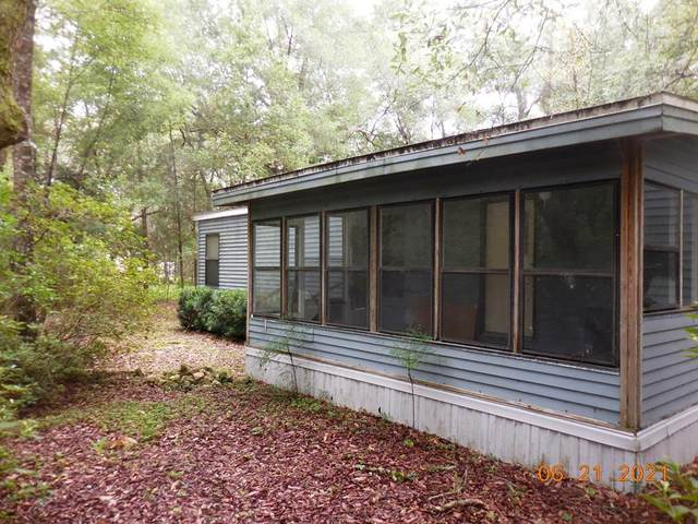 8271 NW 168th Ln, Fanning Springs, FL 32693 (MLS #782293) :: Compass Realty of North Florida