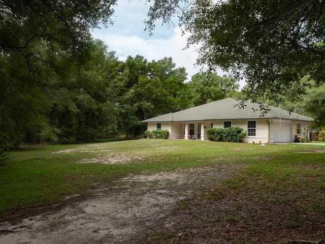 2857 NE 46th Cir, High Springs, FL 32643 (MLS #782306) :: Compass Realty of North Florida