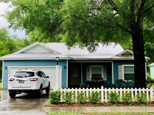 9380 Greenways Ln, Fanning Springs, FL 32693 (MLS #782311) :: Compass Realty of North Florida