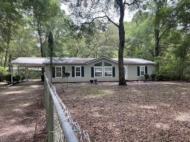 17361 NW 83rd Ct, Fanning Springs, FL 32693 (MLS #782318) :: Pristine Properties
