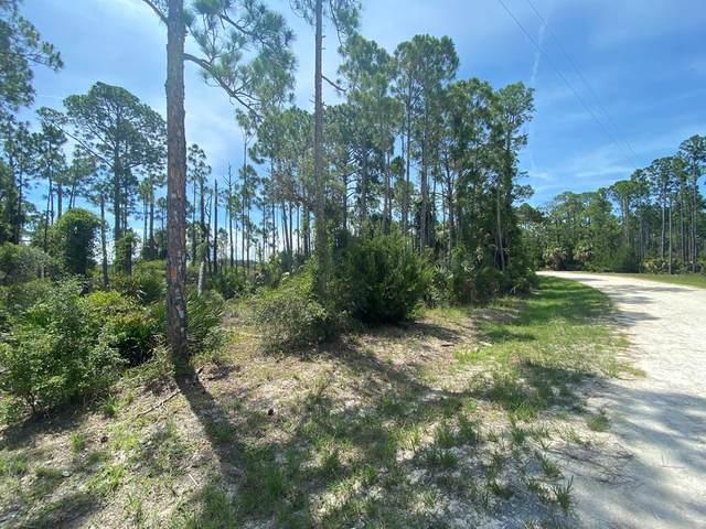 Lot 93 153rd Ter SW, Cedar Key, FL 32625 (MLS #782369) :: Compass Realty of North Florida