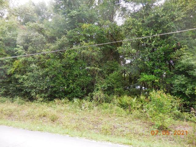 808th St NE, Old Town, FL 32680 (MLS #782383) :: Compass Realty of North Florida