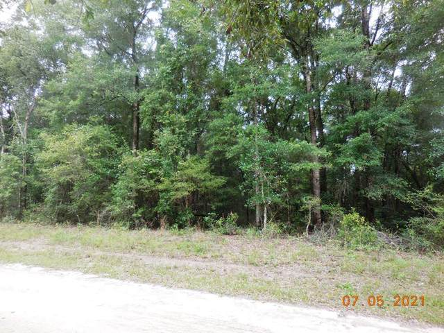 165th St NW, Fanning Springs, FL 32693 (MLS #782384) :: Compass Realty of North Florida