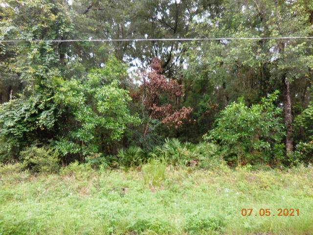 166th St NW, Fanning Springs, FL 32693 (MLS #782387) :: Compass Realty of North Florida
