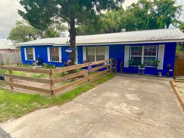 12303 Cedar St, Cedar Key, FL 32625 (MLS #782389) :: Compass Realty of North Florida
