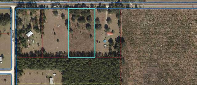 70th St, Chiefland, FL 32626 (MLS #782448) :: Hatcher Realty Services Inc.