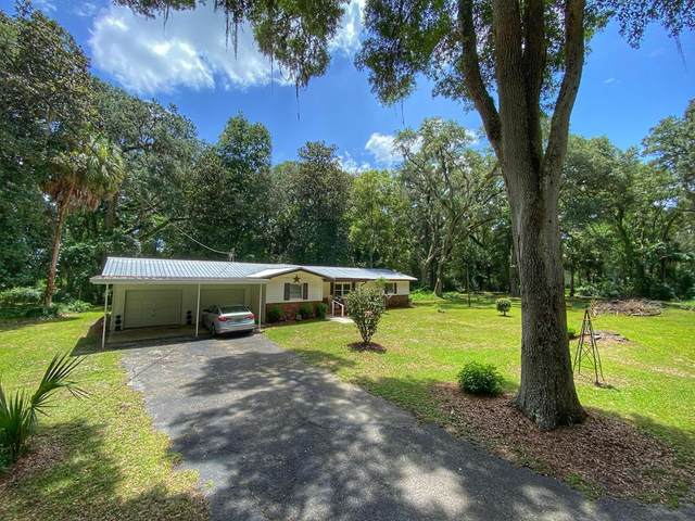975 SE Hwy 349, Old Town, FL 32680 (MLS #782457) :: Hatcher Realty Services Inc.