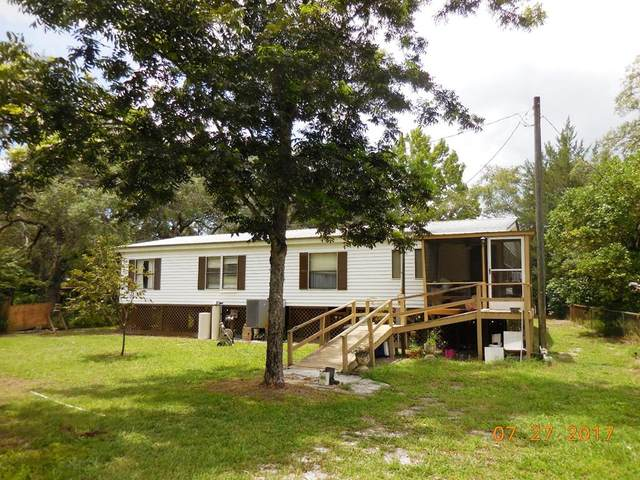 4050 County Road 347, Chiefland, FL 32626 (MLS #782465) :: Compass Realty of North Florida