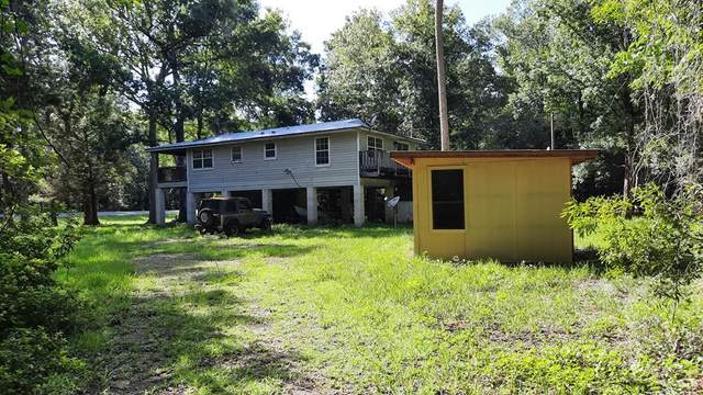 7730 SE 4th Ct, Inglis, FL 34449 (MLS #782477) :: Compass Realty of North Florida