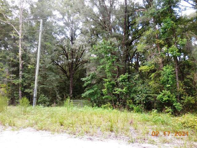 250th Ave NE, Old Town, FL 32680 (MLS #782479) :: Compass Realty of North Florida