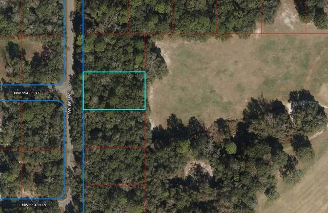 99th Ct NW, Chiefland, FL 32626 (MLS #782489) :: Hatcher Realty Services Inc.