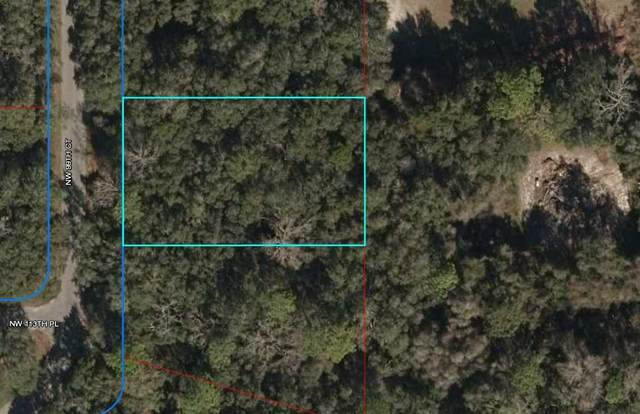 99th Ct NW, Chiefland, FL 32626 (MLS #782490) :: Hatcher Realty Services Inc.