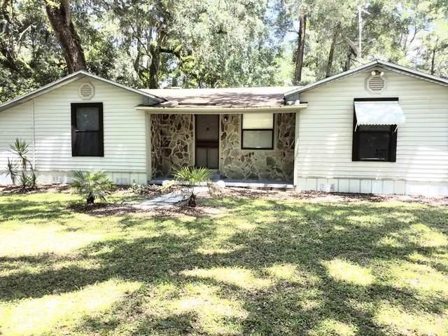 212 NE 515th St, Old Town, FL 32680 (MLS #782494) :: Pristine Properties