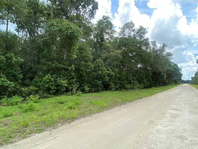 00 46th Pl NW, Chiefland, FL 32626 (MLS #782506) :: Compass Realty of North Florida