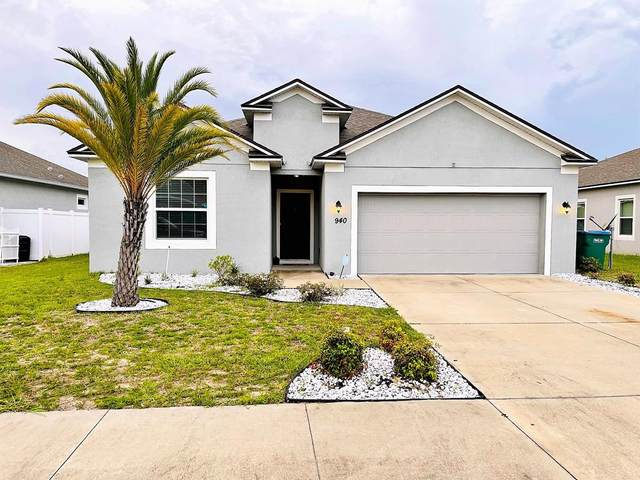 940 NW 250th Dr, Newberry, FL 32669 (MLS #782508) :: Hatcher Realty Services Inc.