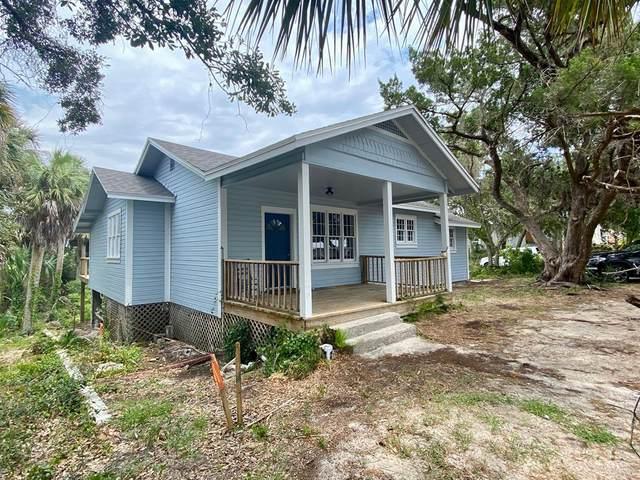 857 8th St, Cedar Key, FL 32625 (MLS #782525) :: Hatcher Realty Services Inc.