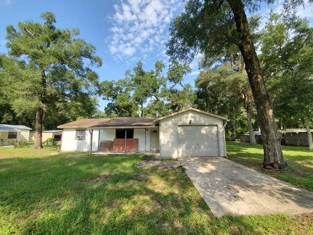 1831 NE Hwy 349, Old Town, FL 32680 (MLS #782538) :: Compass Realty of North Florida