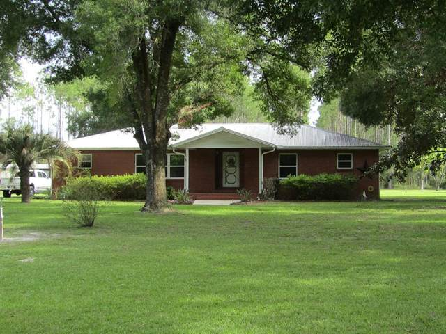 5649 NW 10th St, Bell, FL 32619 (MLS #782543) :: Compass Realty of North Florida