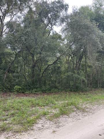 00 140th St NW, Chiefland, FL 32626 (MLS #782544) :: Compass Realty of North Florida