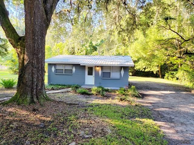 351 NW 6th Ave, Micanopy, FL 32667 (MLS #782547) :: Bridge City Real Estate Co.