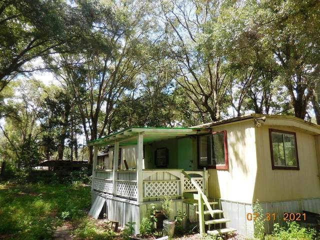 286 SE 218th Ave, Old Town, FL 32626 (MLS #782564) :: Compass Realty of North Florida