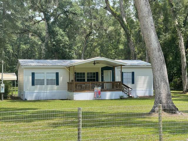 66 NE 612th St, Old Town, FL 32680 (MLS #782572) :: Compass Realty of North Florida