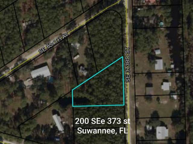 200 373rd St SE, Suwannee, FL 32692 (MLS #782599) :: Compass Realty of North Florida